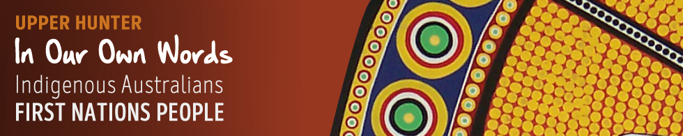 Working with Indigenous Australians Banner